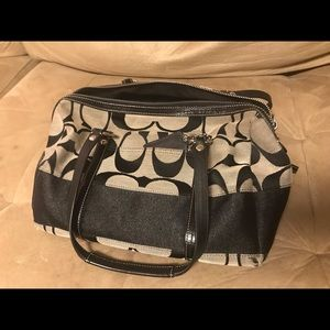 Excellent Condition Coach Purse